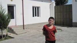 Манучехр Буриев после возвращения в Таджикистан