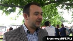 Мэр Бахчисарая Константин Рубаненко