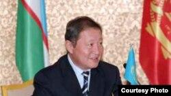 """Нартай Дутбаев, бывший председатель КНБ. Фото из сайта газеты """"Литер""""."""