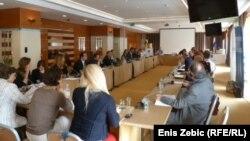 """Sa okruglog stola na temu """"Bosna i Hercegovina – put izlaska iz krize"""", održanog u Zagrebu"""