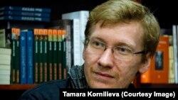 """Андрей Тесля. Фото Тамары Корнильевой с сайта """"Русского журнала"""""""
