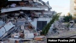 Ալբանիա - Երկրաշարժի հետևանքները Դուրես քաղաքում, 26-ը նոյեմբերի, 2019թ․