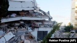 Zemljotres u Albaniji kroz fotografije