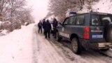 Kosovske patrole na granici sa Srbijom