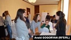 Ассоциация женщин Абхазии в 2012 году проводила исследование по данной проблеме и даже подготовила проект закона по семейному насилию. Но поддержки абхазских законодателей получить не удалось