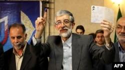 Голам Алі Хаддад Адель - один із кандидатів
