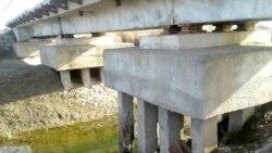 Köneürgenjiň köprüleri oňaýsyz däl-de, howply