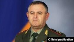 Начальник Генштаба Вооруженных ил Армении Артак Давтян (архив)
