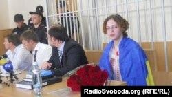 Ганна Сінькова, червень 2011 року