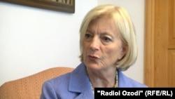 Посол США в Таджикистане Элизабет Миллард