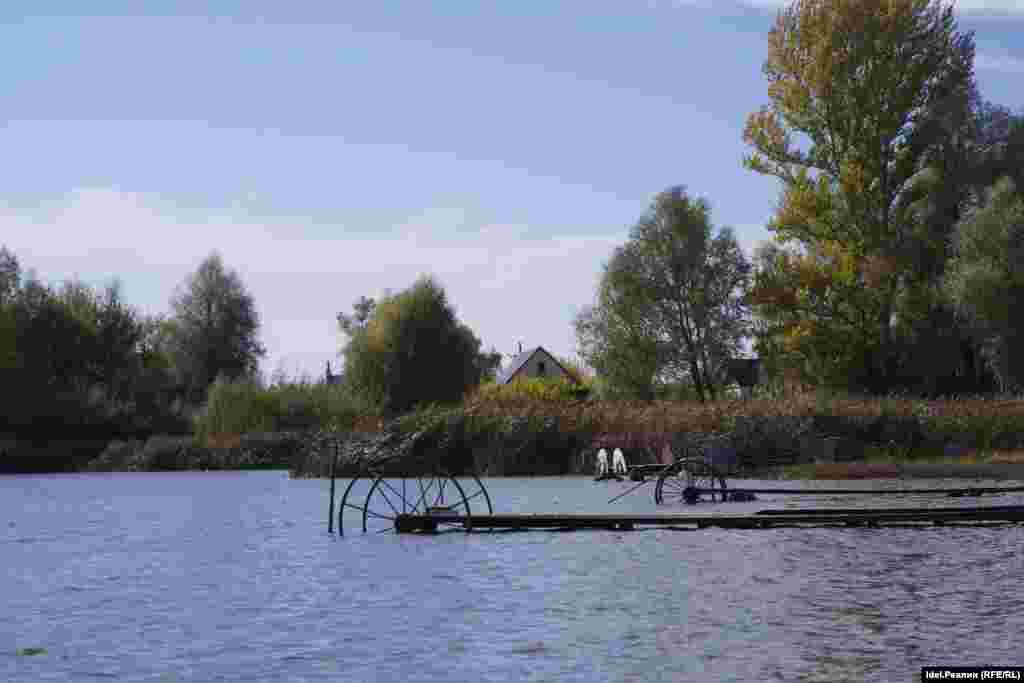 Озеро Сапуголи