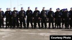 Pjesëtarë të misionit EULEX