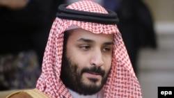 محمد بن سلمان جانشین ولیعهد عربستان سعودی