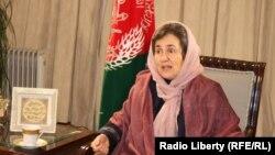 Первая леди Афганистсна Рула Гани покинула Кабул вместе с супругом