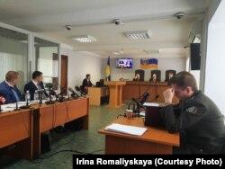 Свідчення Юрія Ільїна у справі про держзраду Віктора Януковича, 19 квітня 2018 року