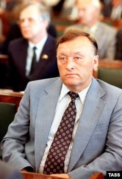 Олег Калугин. Фото конца 1980-х годов