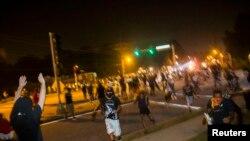 Demonstracije u Fergusonu