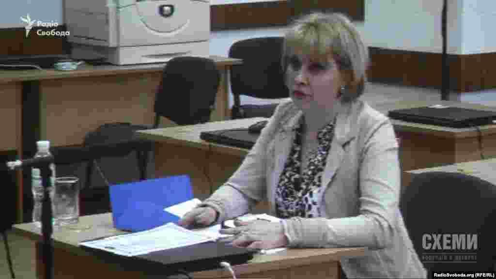 Суддя Вероніка Зіміна (Зіміна Вероніка Борисівна, Апеляційний суд Київської області)