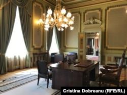 Vechiul birou al Guvernatorului