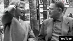 Vera Tulyakova və Nazim Hikmət