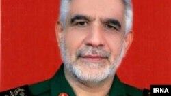 سرتيپ عبدالله اسکندری، از فرماندهان ارشد سپاه پاسداران که در سوريه کشته شد.
