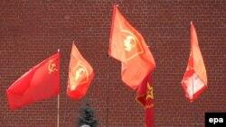 Выступление российских коммунистов