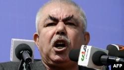 Afg'oniston vitse-prezidenti Abdurashid Do'stum