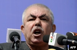 Abdul Rahid Dostum (file photo)