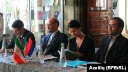 Сулдан уңга: Марат Гатин, Рәсүл Шаян, Ирада Әюпова, Пәрвиз Һәшеми