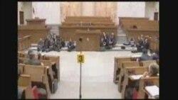 Зьбіцьцё дэпутатаў БНФ 12 красавіка 1995