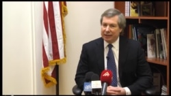 Interview With Ambassador J.Warlick