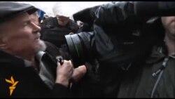 У Москві розганяли й затримували демонстрантів за свободу зібрань