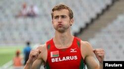 Andrej Krausanka a 2010‑es atlétikai Európa‑bajnokságon Barcelonában