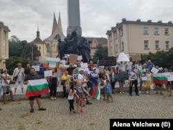 Българите в Прага се събират всяка неделя.