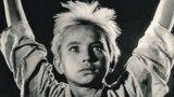 "Кадр из фильма Сергея Эйзенштейна ""Бежин луг"""