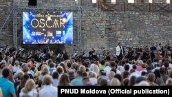 Muzică de Oscar la Cetatea Tighina
