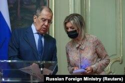 Глава МИД Сергей Лавров и официальный представитель этого ведомства Мария Захарова – самые известные лица сегодняшней российской дипломатии