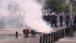 В Стамбуле продолжаются беспорядки после разгона протестного лагеря на Таксиме