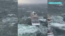 Как удалось предотвратить крушение круизного лайнера Viking Sky