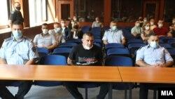 Осуден на доживотен затвор за теростистичко дело во предметот Диво Насеље