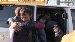 Як обмінювали полоненого журналіста Єгора Воробйова