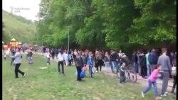 Një Maji në Prishtinë...