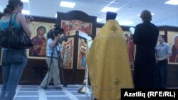 Православ дине бүлмәсе