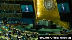Генеральная Ассамблея ООН (архивное фото)