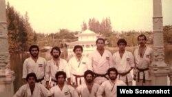 فرهاد وارسته کاراتهکاهای ایران را پرورش داد