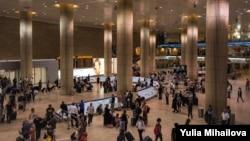 Аэрапорт імя Бэн-Гурыёна ў Тэль-Авіве