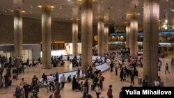 Тель-авивский аэропорт Бен Гурион (архив)