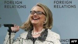 Ish-sekretarja amerikane e Shtetit, Hillary Clinton.
