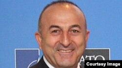 Թուրքիայի արտաքին գործերի նախարար Մևլութ Չավուշօղլու