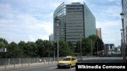 Zgrada Šarlemanj u Briselu kojoj je održana donatorska konferencija